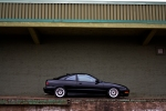 Jorden Daigle's Acura Integra riding on Ground Control Coilovers and Enkie RPF1 kicks. Roll Deep!