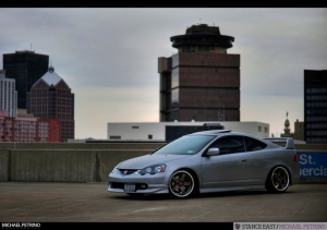 2003 Acura  Type on It Was All A Dream   Jay Speed   S 2003 Acura Rsx Type S   Stance East